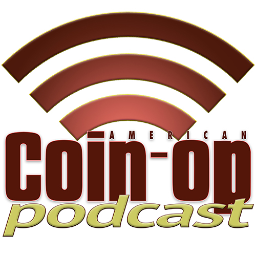 American Coin-Op Podcast Logo