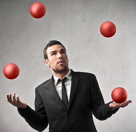 juggler image