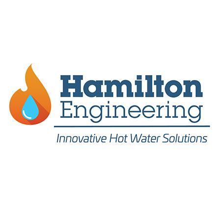 Hamilton Engineering logo