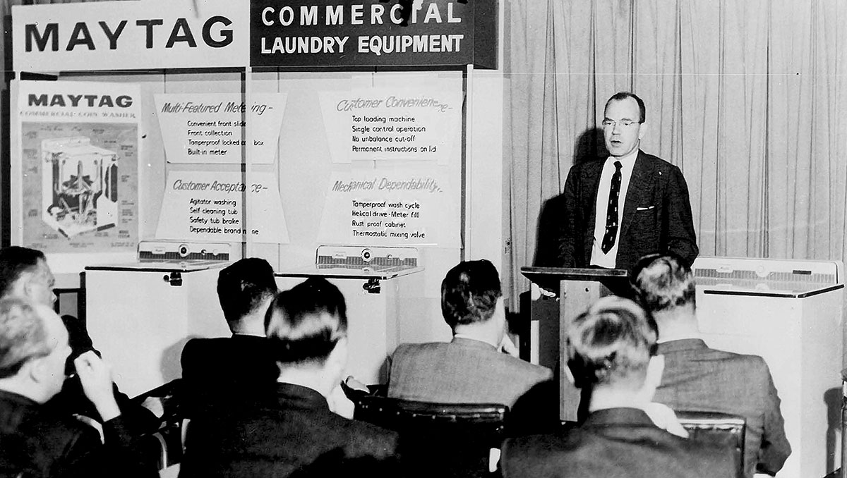 Maytag Commercial Laundry Celebrates with 60th Annual Meeting