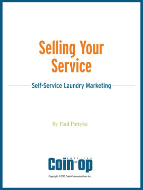 research paper: selling your services